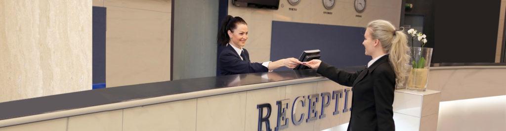 Ticketlösung für die Gäste während des Hotelaufenthalts